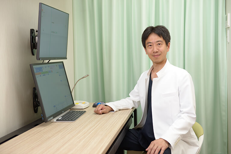 総合内科と消化器内科・内視鏡の専門医