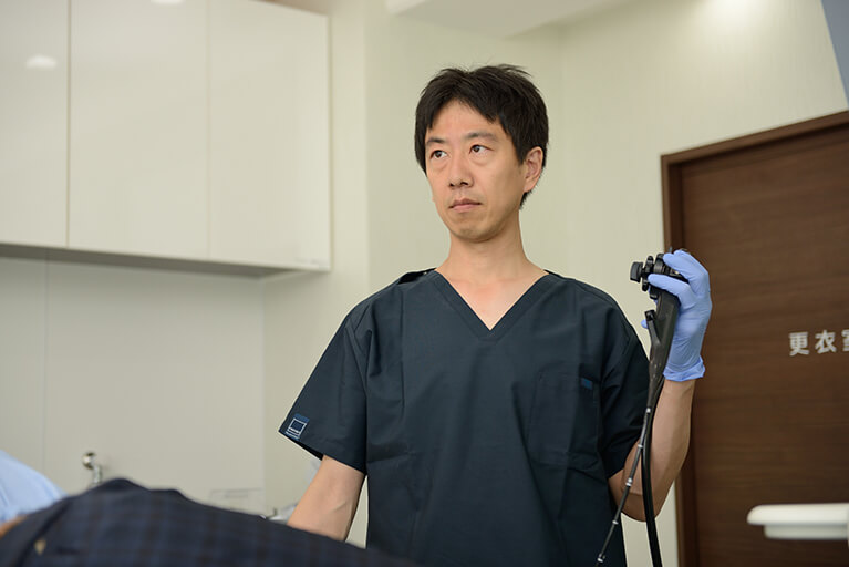 当院の内視鏡検査について