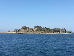軍艦島へ行ってきました!