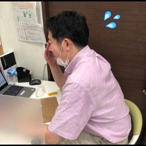 悩む山田医師の巻・・